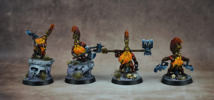 THE CHOSEN AXES – SHADESPIRE