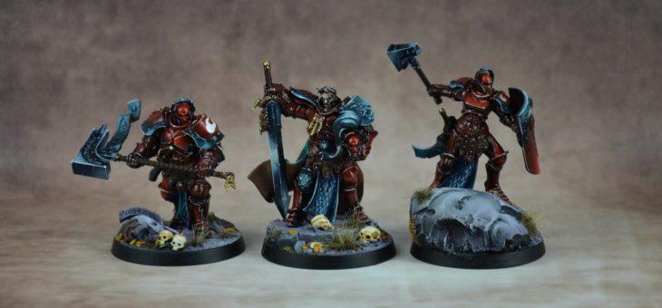 STORMCAST ETERNALS bloody theme – SHADESPIRE