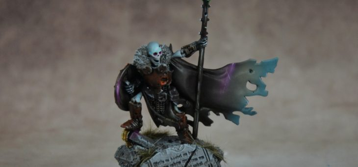 THE SEPULCHRAL GUARD COLD Theme – SHADESPIRE