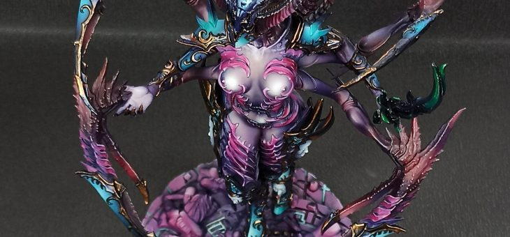 Queen of Ecstasy – Creature Caster TT Pro Lexi